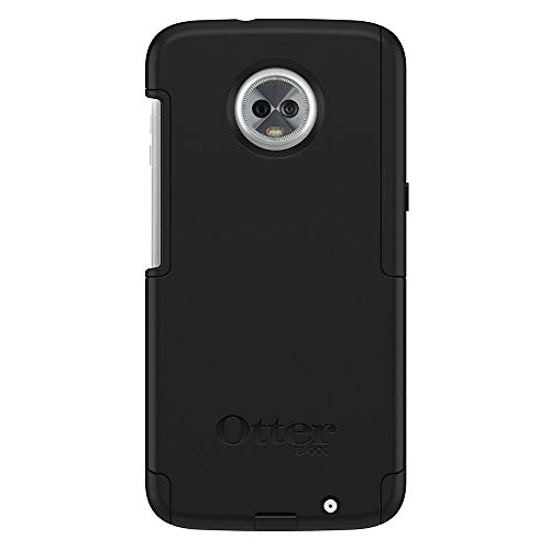 OtterBox Commuter Series Case for Moto Z3 Play - Retail Packaging - Black by OtterBox (Image #1)