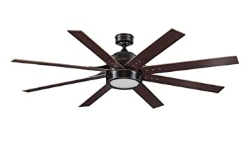 Turn of the century grand haven 62 oil rubbed bronze led ceiling turn of the century grand haven 62quot oil rubbed bronze led ceiling fan aloadofball Image collections