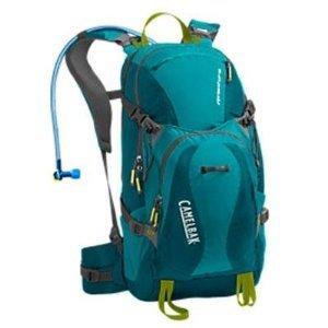 Camelbak Products Women's Aventura Hydration Backpack, Capri Breeze/Ocean Depths, 100-Ounce, Outdoor Stuffs