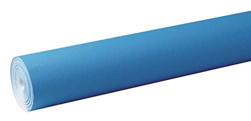 (Fadeless Paper Roll, Brite Blue, 48 Inches x 200 Feet -)