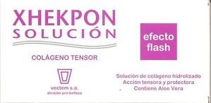 Xhekpon Solution Flash Efect 10 Ampoules X 2.5ml Fast Shipping