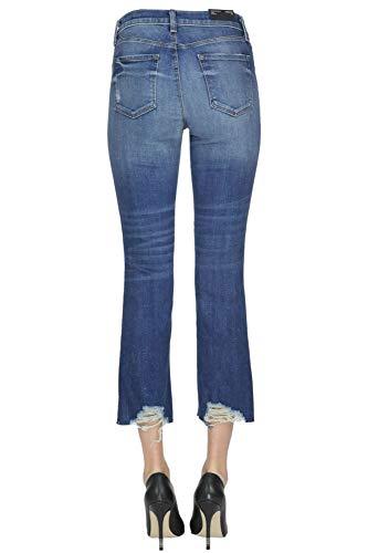 Brand Jeans Mcgldnm000004040i Cotone J Donna Blu FC5wddq