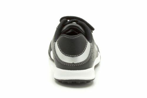 Clarks  Swerve Go Jnr, Jungen Stiefel Schwarz schwarz One Size Fits All, - schwarz - Größe: 11 UK