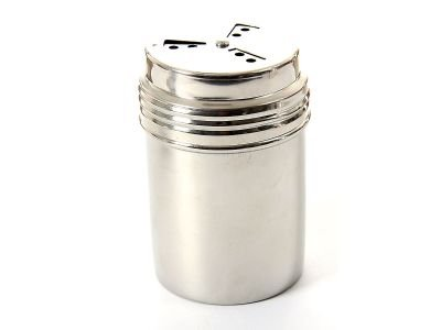 Stainless Steel Dredge/Shaker 9 Oz., Case of 125 by DollarItemDirect