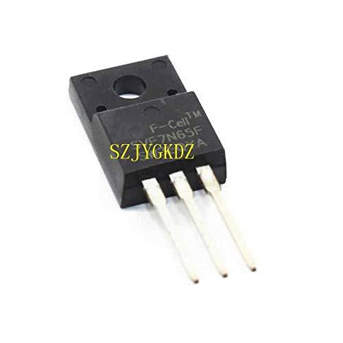 Svf7n65f Mosfet 7N65f LCD Power FET To-220 Plastic Seal Transistor 7N65