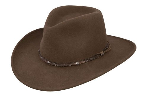 Stetson Mens Mountain Crushable Wool product image