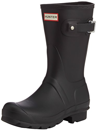 Short Botas para Mujer Black Hunter Original Negro 5q14Cfx