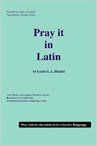 the lords prayer in latin audio download