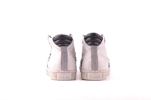 Bianco Converse Pro Mid Ltd Vulc Uomo Leather Sneakers Mid Pelle suede wPxw1vgq