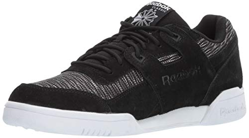 Reebok Men's Workout Plus Cross Trainer, fw-black/white/spirit, used for sale  Delivered anywhere in USA