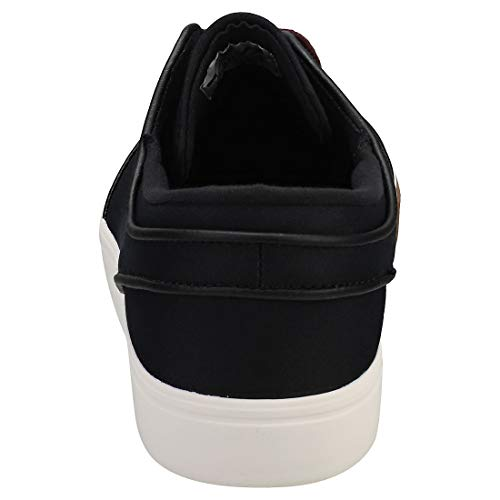 Shox Rival Chaussures Black Blue Nike OXiPkuZ