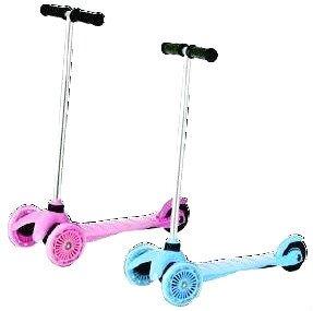 Scooter tres ruedas HEMA para niños de 3 a 8 años de edad de ...