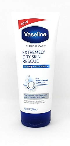 NEW Clinical Care Extremely Dry Skin Rescue Hand And Body Lotion Tube 6.8oz - 1-PACK