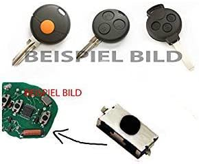 Button Key Key Battery for Smart Fortwo 450 FORFOUR Micro Switch