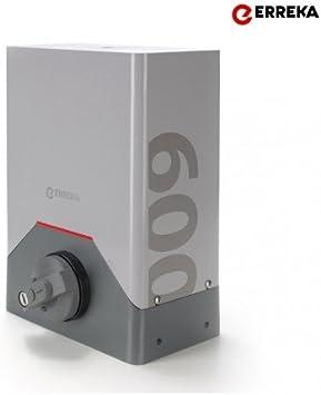 Motor Erreka para puerta corredera RINO 600 hasta 600Kg: Amazon.es: Bricolaje y herramientas