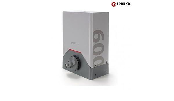 Motor Erreka para puerta corredera RINO 600 hasta 600Kg: Amazon.es ...