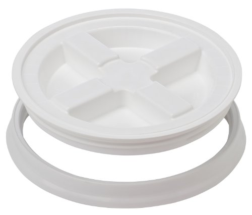 Gamma Seal Lid, White