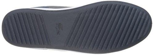 Lacoste Mens Ls.12-minimal Ondulation 316 1 Ppm Mode Sneaker Marine