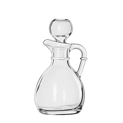 6 Ounce Glassware (Libbey Glassware 75305 Cruet, 6 oz. (Pack of)