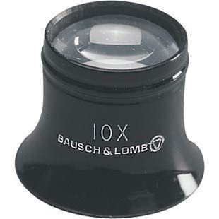 Bausch /& Lomb 81-41-70 Loupe 1 Working Distance 10x Magnification