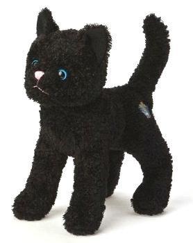 KooKeys Black Cat