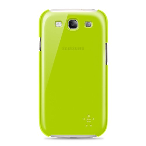 Belkin Shield Sheer Samsung Galaxy