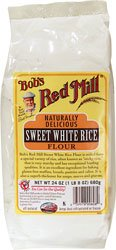 Bobs Red Mill Sweet White Rice Flour (4 x 24 Oz) by Bob's Red Mill