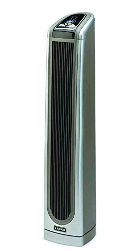 Lasko 5588 Ceramic Tower Heater with Remote by Lasko