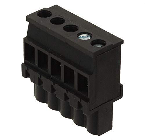 TERM BLOCK PLUG 5POS 5.08MM (Pack of 10) (39533-2005)