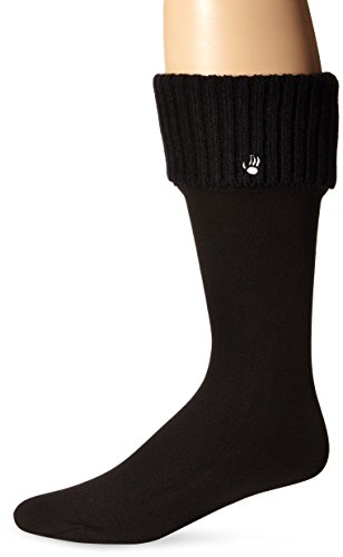 Bearpaw Women's Fleece Lined Boot Liner Sock