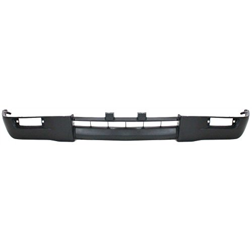 (Evan-Fischer EVA18272010323 Lower Panel Valance for Toyota Tacoma 95-97 Front Textured 4WD)