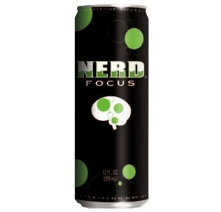 NERD Focus Beverage Reg Flv product image