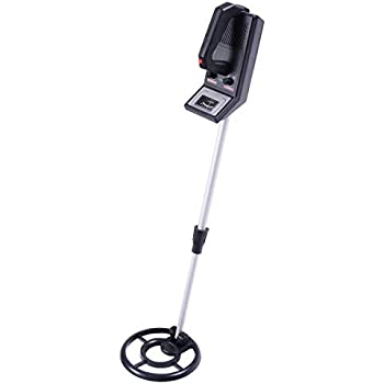 MD Group Metal Detector Waterproof Hunter Gold Search 7.5
