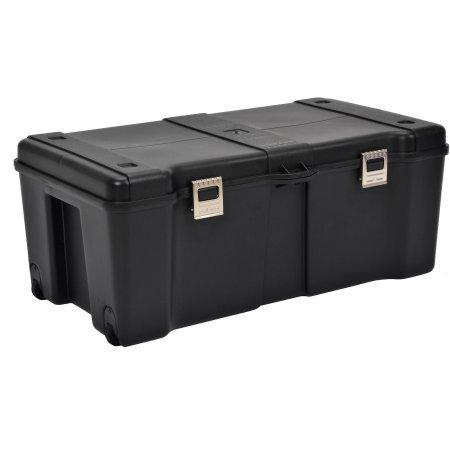 Contico Storage Locker, 23-Gallon Storage Locker With Wheels and Built-in Handles ()