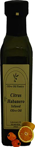 Olive Oil Pantry Citrus Habanero Infused Olive Oil by Olive Oil Pantry