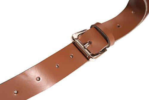 Oxbridge Satchel's - Bolso estilo cartera para mujer marrón small