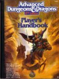 Players Handbook Advanced Dungeons and Dragons, Tony Cook and Margaret Weis, 0880387165