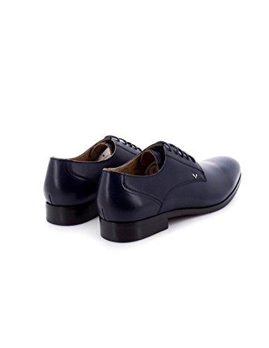 Chaussures Bleu 0408PYX Blue Martinelli 373 Skin dRdS4