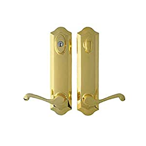 Peachtree Prado Brass Hardware For French And Hinged
