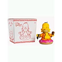 Kidrobot The Simpsons Homer Buddha 7-inch Vinyl Figure Matt Groening