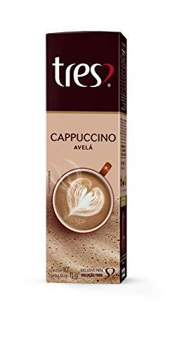 Cápsula Cappuccino Três Compatível Cápsulas