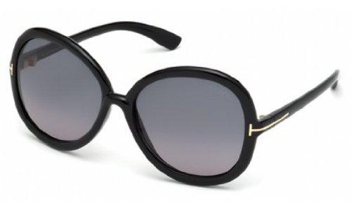 Tom Ford Sunglasses TF 276 BLACK 01B TF276 (Ford 2013 Sunglasses Ladies Tom)