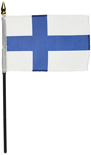 US Flag Store Finland Flag 4 by - Finland Store