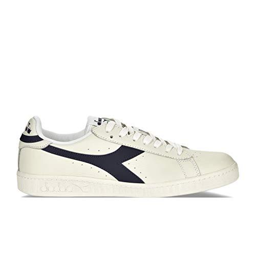 Diadora Mens Game L Low Waxed Tennis Casual Sneakers,