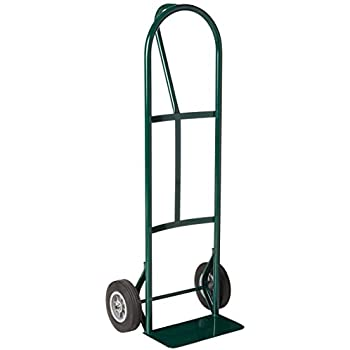 Black Safco Products 4071 Tuff Truck P-Handle Utility Hand Truck
