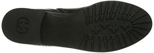 Mujer Schwarz Weber Sin 100 Forro Diane Negro 05 Botas Shoes Gerry Clásicas Axwqvv8