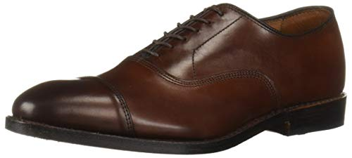 - Allen Edmonds Men's Park Avenue Oxford Dark Chili Burnished 14 B US