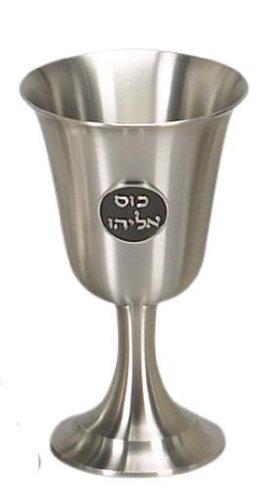 Pewter Elijah Cup