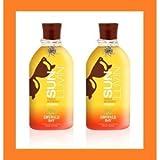 Best Sunbed Creams - 2 X EMERALD BAY SUN LUVIN TRIPLE SHOT Review