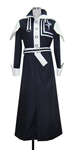 D Gray Man Allen Walker Costumes (Dreamcosplay Anime D.Gray-man Kanda You Second Generation Costume Cosplay)